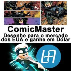 Luciano Augusto - ComicMaster