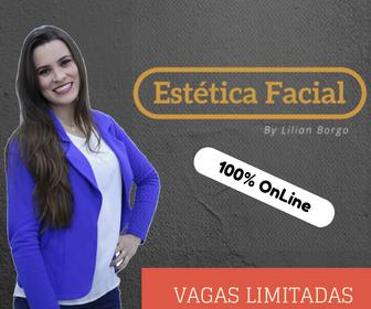Curso Estética Facial Lilian Borgo 2019