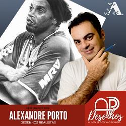 Curso de Desenho Realista com Alexandre Porto