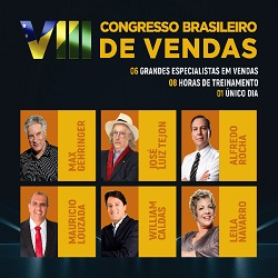 Congresso Brasileiro de Vendas Produtor: Corpo RH