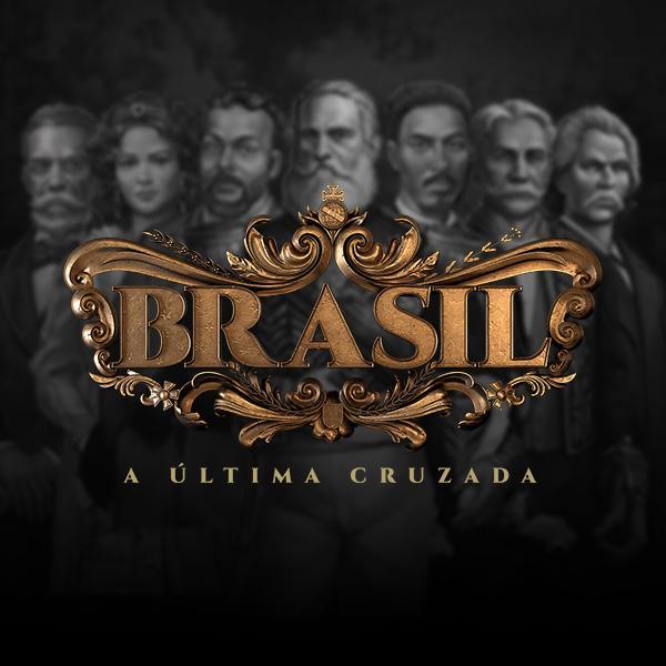 Série Brasil - A Última Cruzada. Produção Original Brasil Paralelo