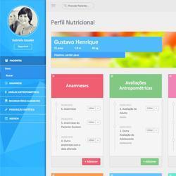 Software para Nutricionistas - NutriSoft Brazil - Offline