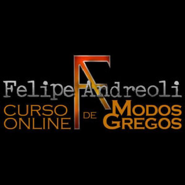 Modos Gregos com Felipe Andreoli