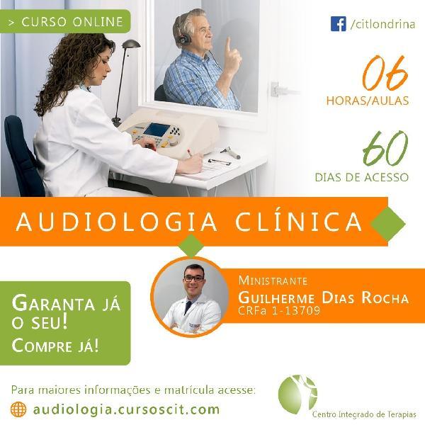 curso de audiologia online