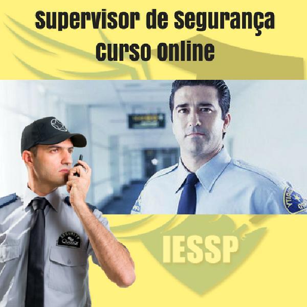 Curso Supervisor de Segurança - Operacional Administrativo