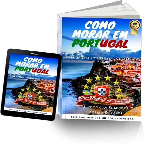 GUIA COMO MORAR EM PORTUGAL 2
