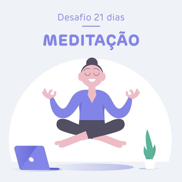 Desafio de 21 dias da Meditação Master Coach Felipe Lima