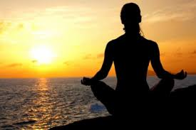 como meditar online Meditação