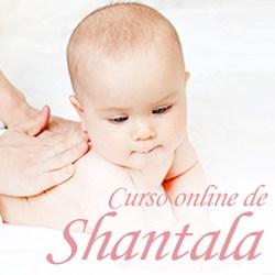 como fazer massagem shantala
