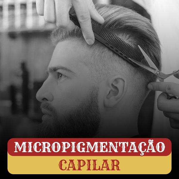 Curso Micropigmentação Capilar